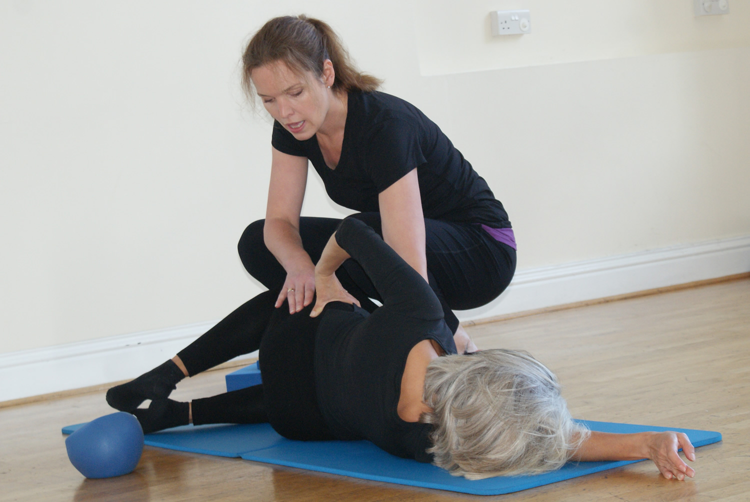 BACK-at-EASE Pilates Therapy